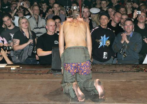 Freak Show, Berlin, 2004