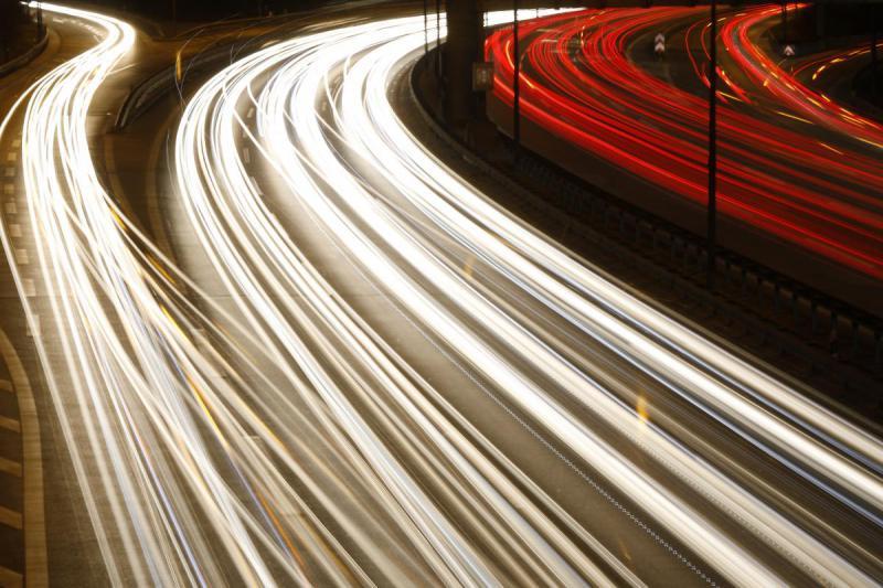 fahr'n fahr'n fahr'n auf der Autobahn
