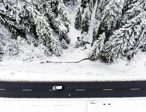 Winterlandschaft, Harz