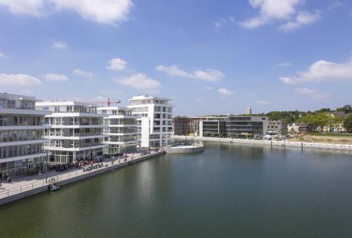 Vom Stahlwerk zum Stadtsee:Der Phoenix See, Dortmund