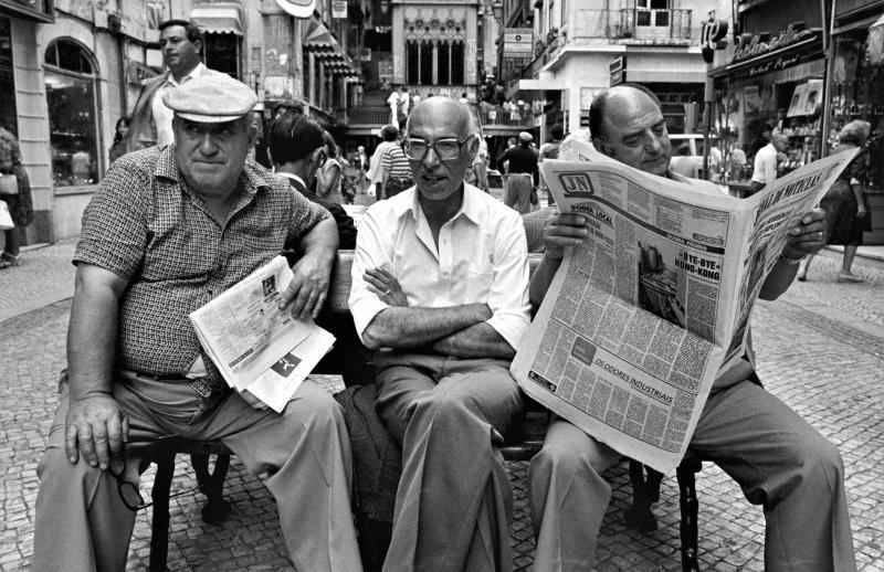 Lissabon, 1983
